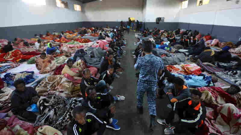 Amnesty International: Europe Complicit In Libyan Migrant Abuses