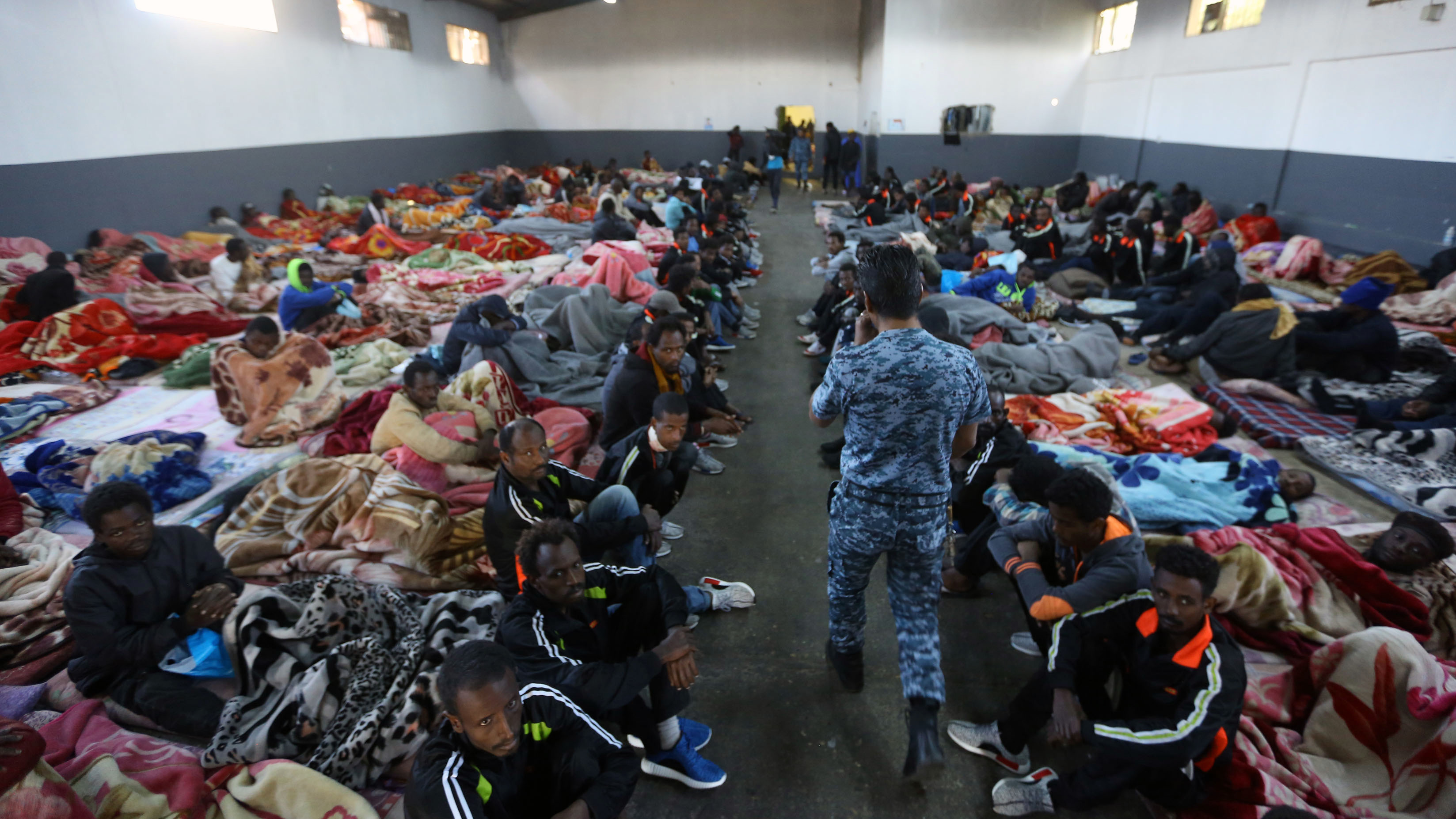 Is the European Union complicit in refugee abuse in Libya?