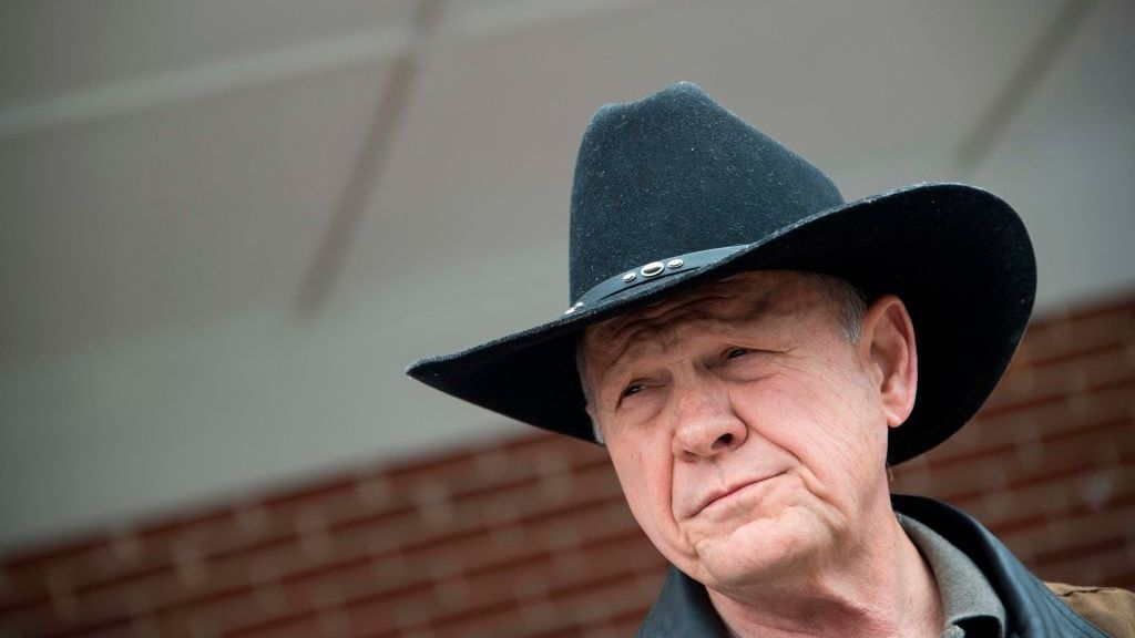 Will It Be Moore Or Jones? Polls Are Closed In Divisive Alabama Senate Election