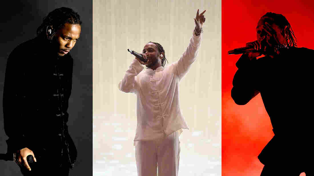 Kendrick Lamar, performing at Coachella in Indio, Calif. in April, just after the release of DAMN, an album made for a moment of struggle, when politics, religion and personal accountability are on a collision course.