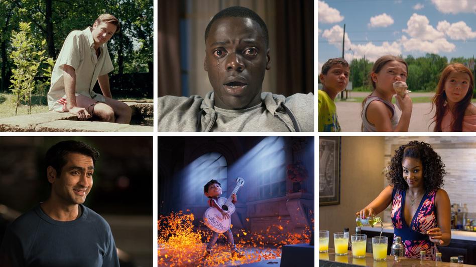 NPR's Favorite Movies Of 2017 | WBUR News