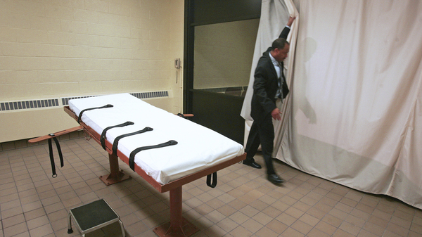 Use Of The Death Penalty In U.S. Near A 25-Year Low, Report Finds