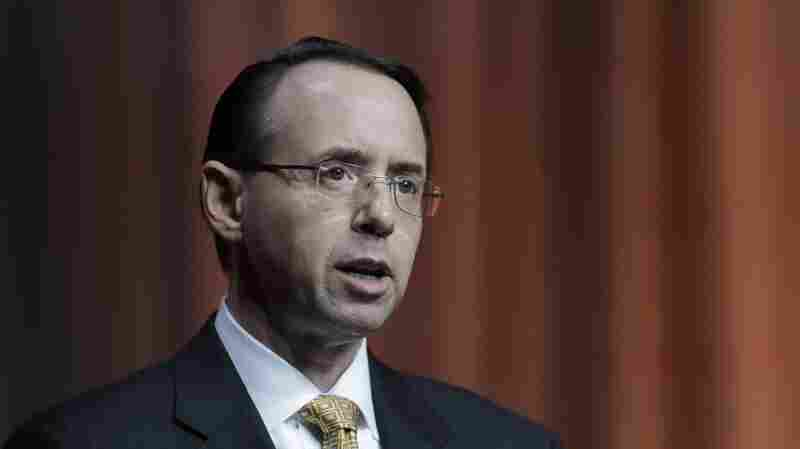 Deputy AG To Answer Allegations Of Bias On Special Counsel's Team