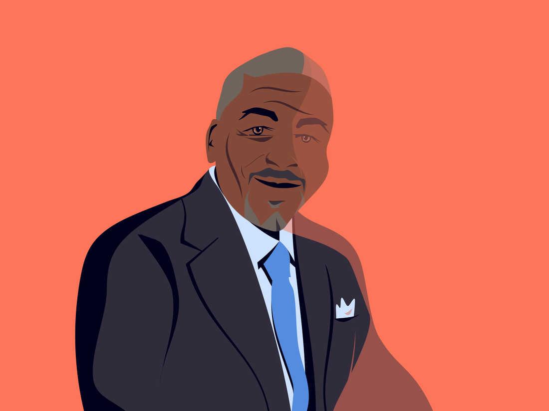 Robert Johnson, founder of Black Entertainment Television.
