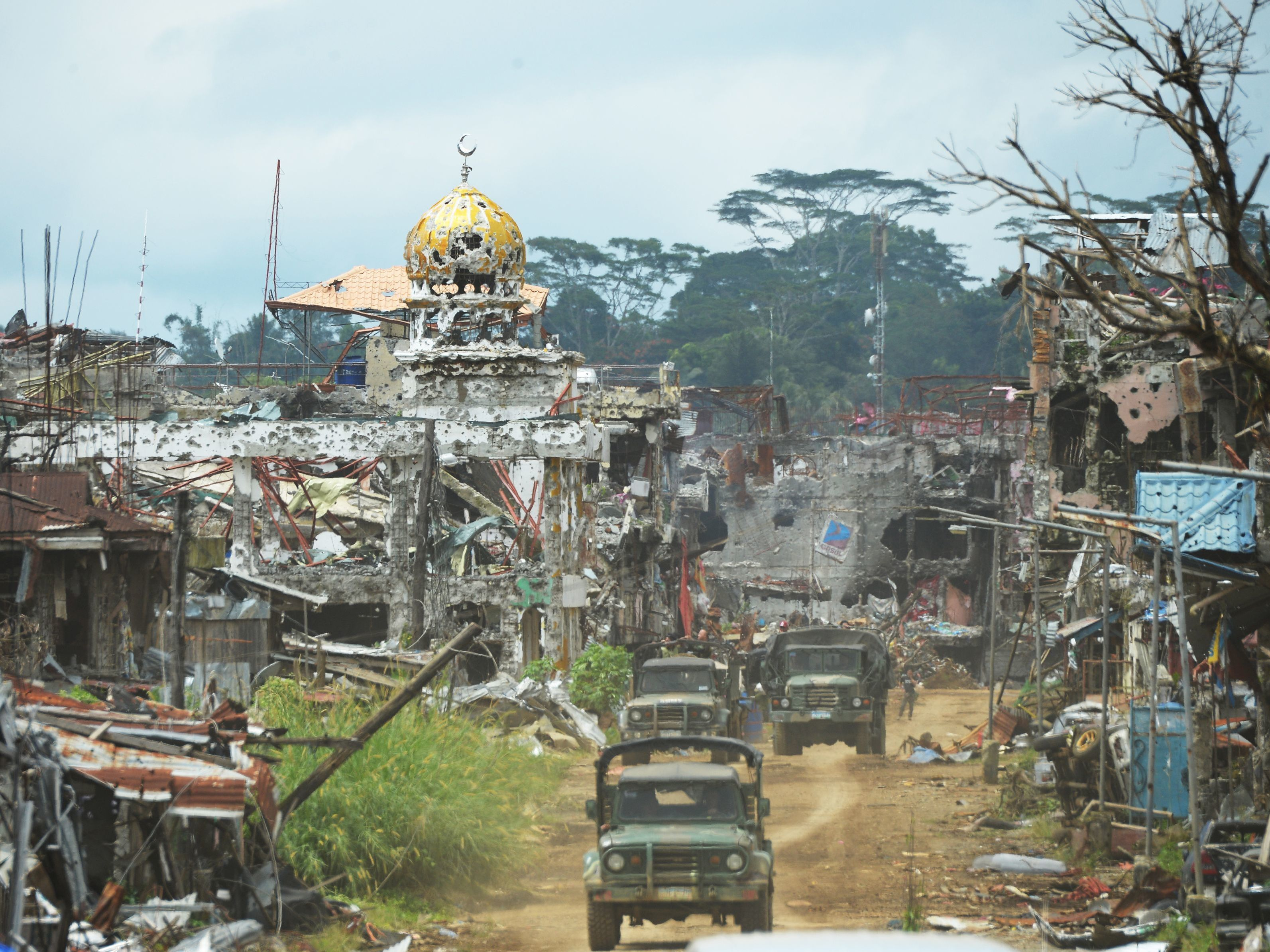 Martial Law Extended For Another Year In Southern Philippines The Two Way Npr