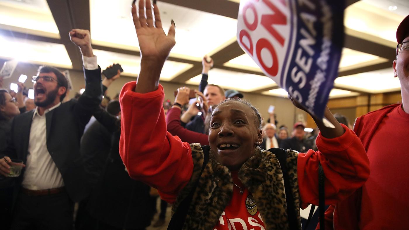 'Black Votes Matter': African-Americans Propel Jones To Alabama Win