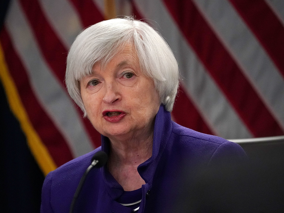 Federal Reserve Chair Janet Yellen, who will step down in February, has said she thinks the forces that have been holding inflation down are temporary and that she expects it will soon be on the rise again. (Alex Wong/Getty Images)