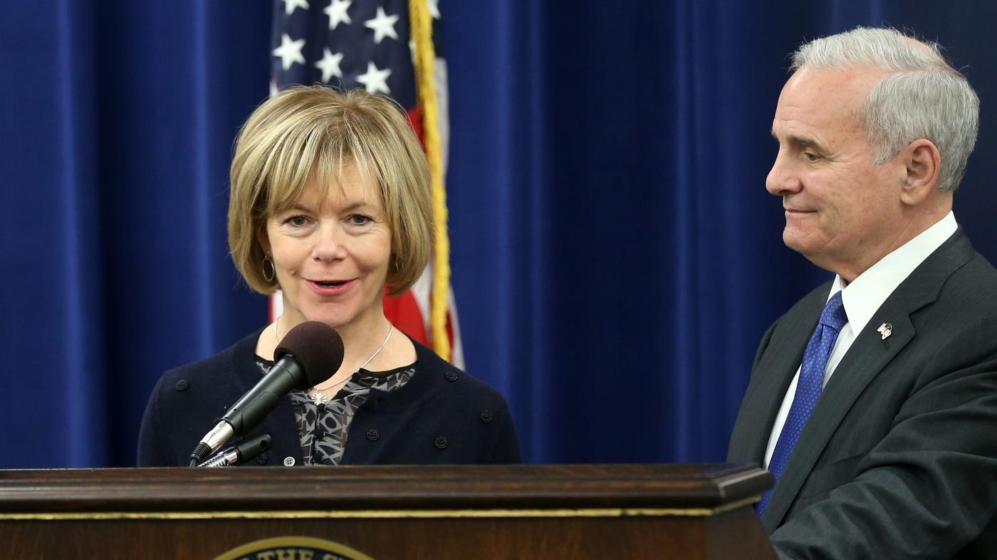Minnesota Lt. Gov. Tina Smith Will Replace Al Franken In U.S. Senate