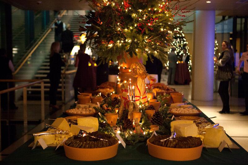 at christmas the swedish smrgsbord redefines over the top - Over The Top Christmas Decorations