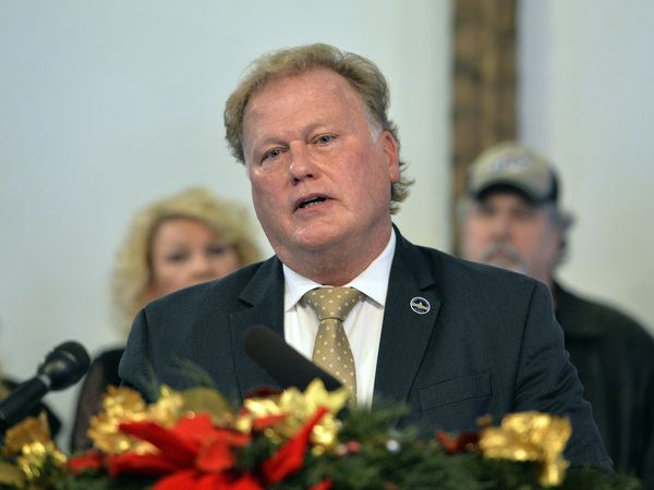 Kentucky Lawmaker Dies In Apparent Suicide Amid Accusations Of Sexual Assault Mpr News