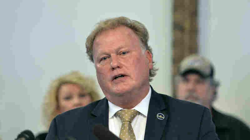 Kentucky Lawmaker Dies In Apparent Suicide Amid Accusations Of Sexual Assault