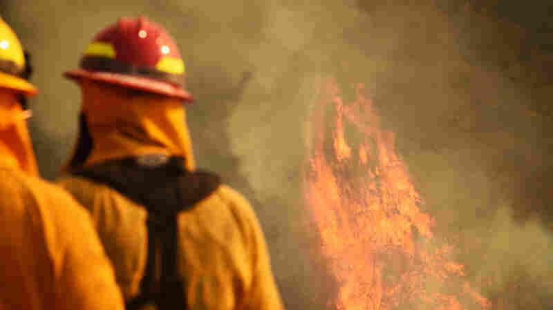 Firefighter Dies in California Wildfire, Now The 4th Largest In The State's History