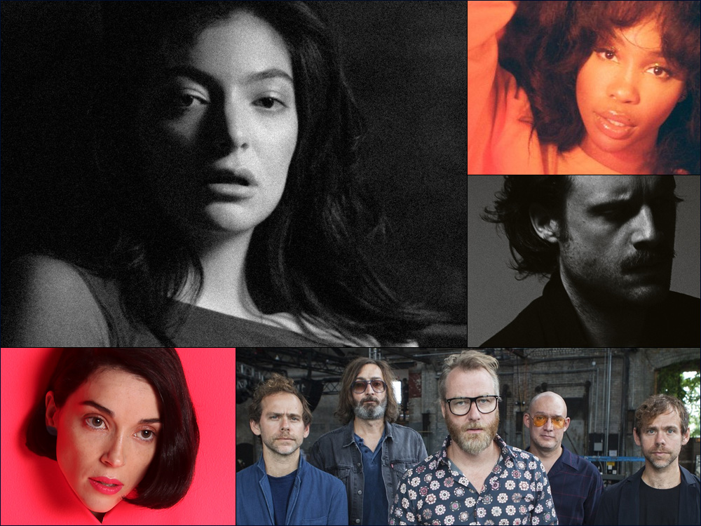 Poll Results: All Songs Considered Listeners' 100 Favorite Albums Of 2017