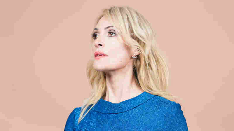 Emily Haines On World Cafe