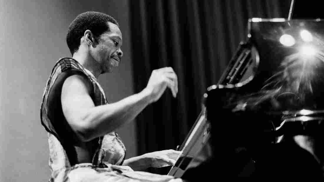 Don Pullen performs on July 9, 1993 at the North Sea Jazz Festival in the Netherlands.