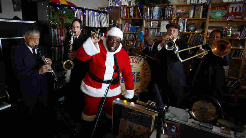 The Big Tiny Desk Holiday Special