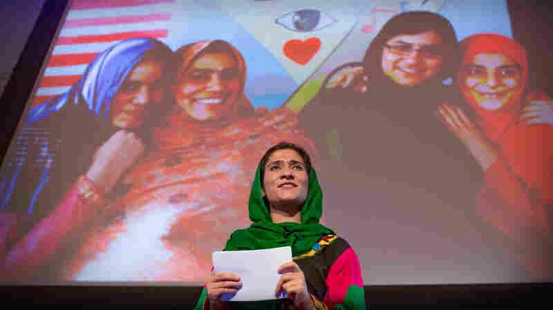 Shabana Basij-Rasikh: Under The Taliban, How Can A Girl Attend School Undercover?