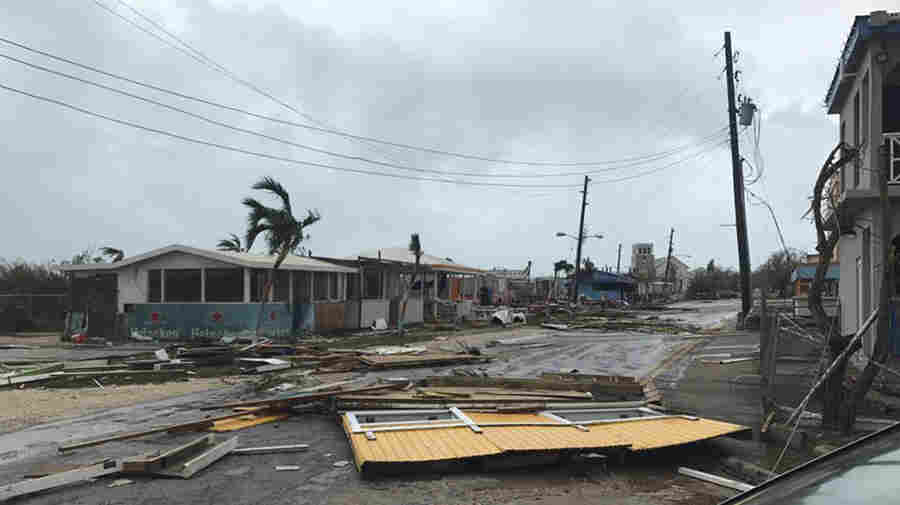 Caribbean Island Of Anguilla Bounces Back After Intense Hurricane Season