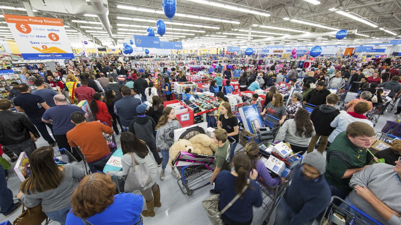 Retailers Hope For Strong Holiday Season As November Sales Beat Expectations