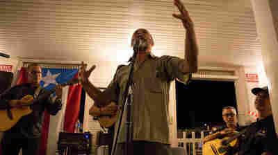 'Necesitamos La Música': Puerto Ricans Recovering From Maria Embrace The Arts