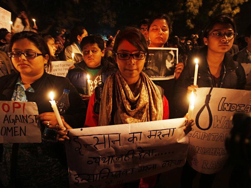 After A Brutal 2012 Rape In Delhi, Student Asks 122 Jailed Rapists