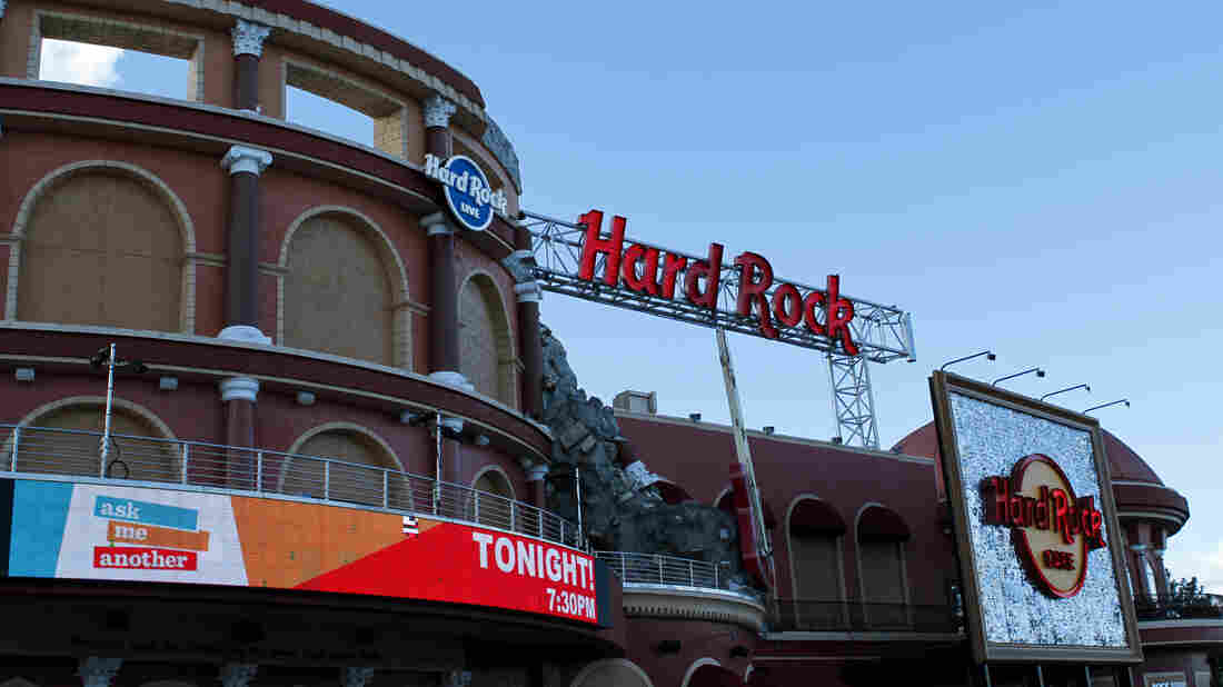 Ask Me Another at Hard Rock Live in Orlando, Florida.