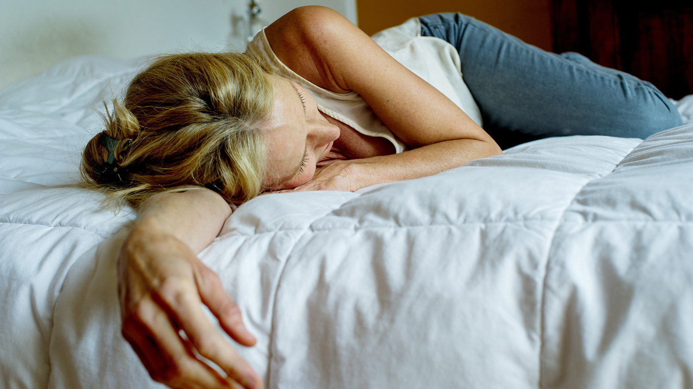 Older Adults' Forgetfulness Tied To Faulty Brain Rhythms In Sleep  Listen· 2:30