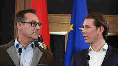 New Austrian Government Will Have A Far-Right Tilt