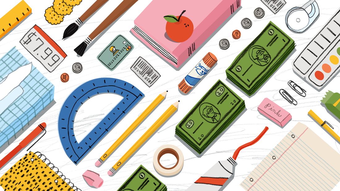 How Much Do Teachers Spend On Classroom Supplies?