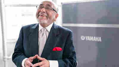 Happy Birthday, Eddie Palmieri! Alt.Latino Helps El Maestro Blow Out 81 Candles