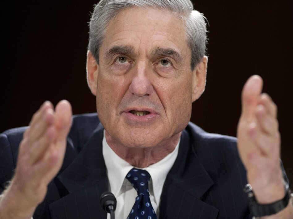 Special Counsel Robert Mueller is leading an investigation looking at contacts between Russians and Donald Trump's campaign. (Saul Loeb/AFP/Getty Images)