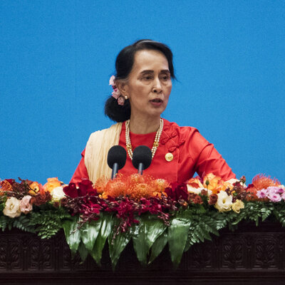 U.N. Human Rights Chief: Aung San Suu Kyi Could Be Culpable For Genocide