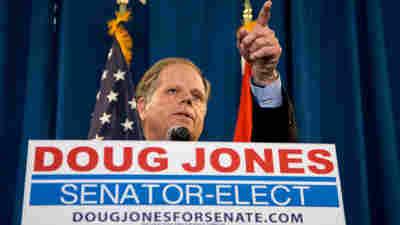 Post-Alabama, Democrats See A Slim Path To A Senate Majority, But Challenges Remain