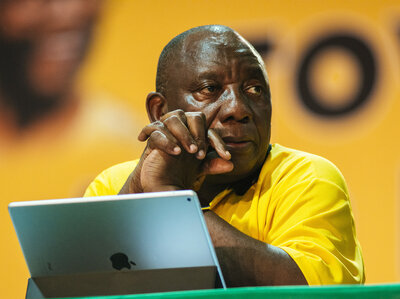 South Africa's ANC To Chose President Zuma's Replacement On 2019 Ballot