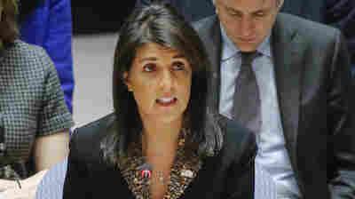 U.S. Vetoes U.N. Security Council Resolution Voiding Trump's Jerusalem Move