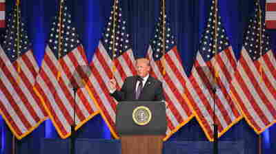 Trump Outlines His Blueprint For Military And Foreign Policy
