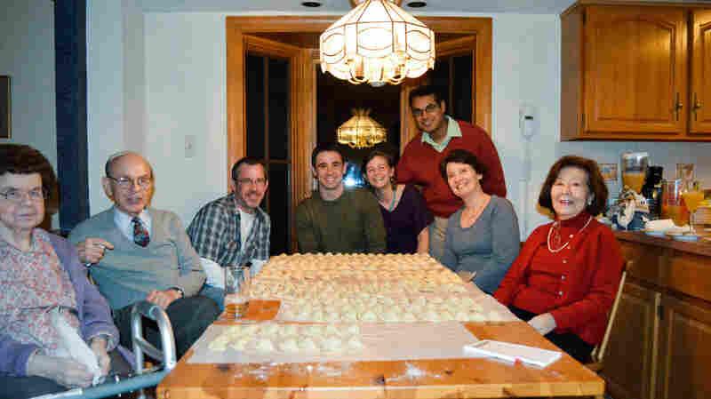 On Christmas Eve, Pass The Pierogi And The Memories