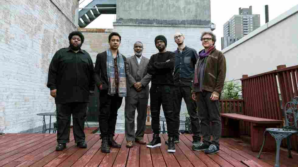 The Vijay Iyer Sextet is responsible for jazz critics' No. 1 album of the year, Far From Over.