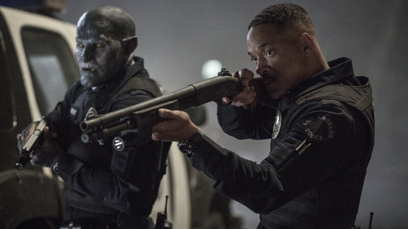 Will Smith Plays Cops-And-Monsters In Unremarkable 'Bright' : NPR