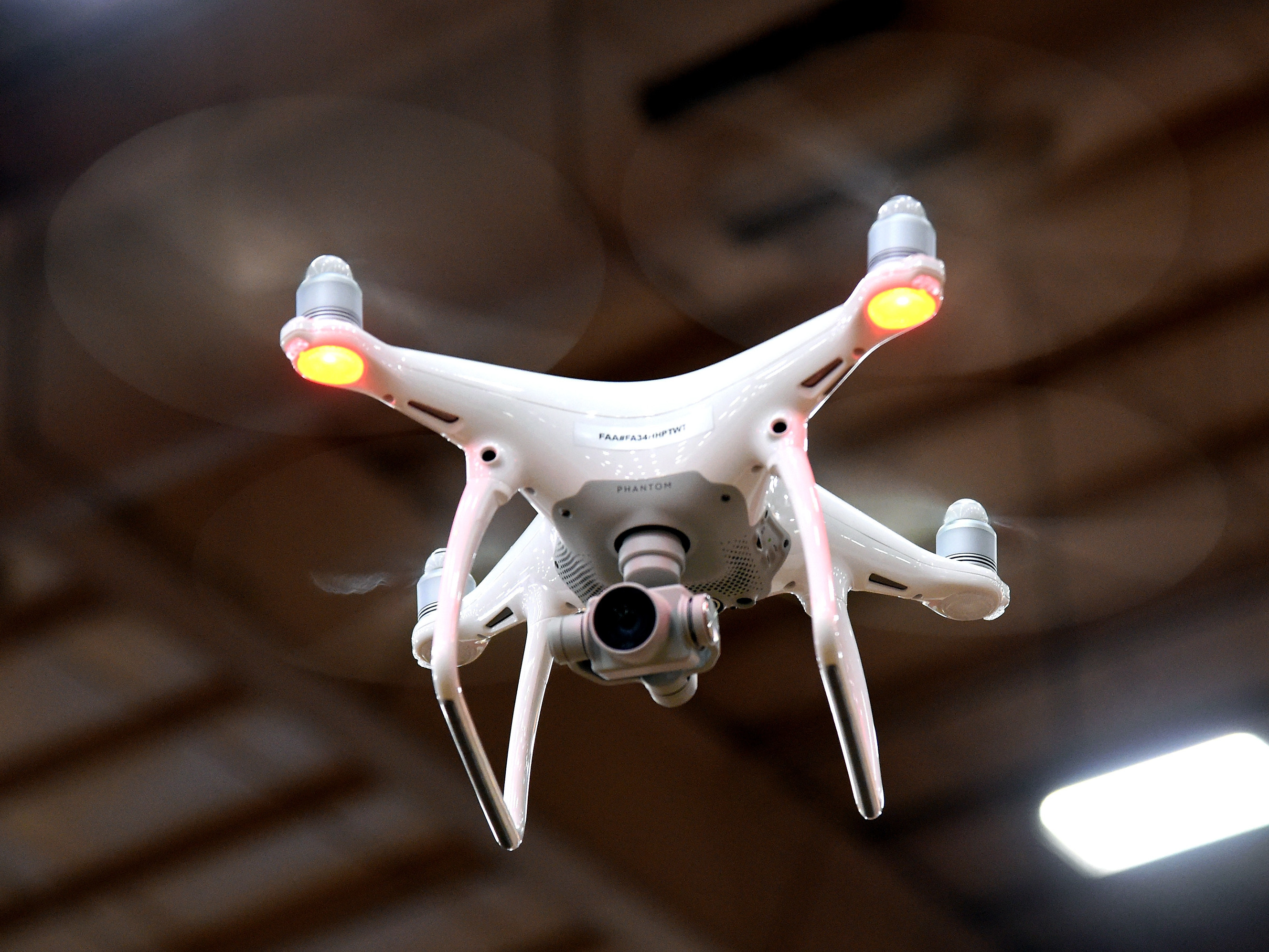 The Drone Under Your Tree Can't Fly High Until Registered With The FAA