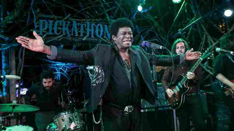 Watch Charles Bradley Perform 'Lovin' You Baby' Live At Pickathon