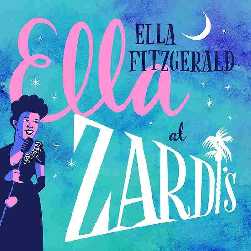 Ella Fitzgerald, Ella at Zardi's