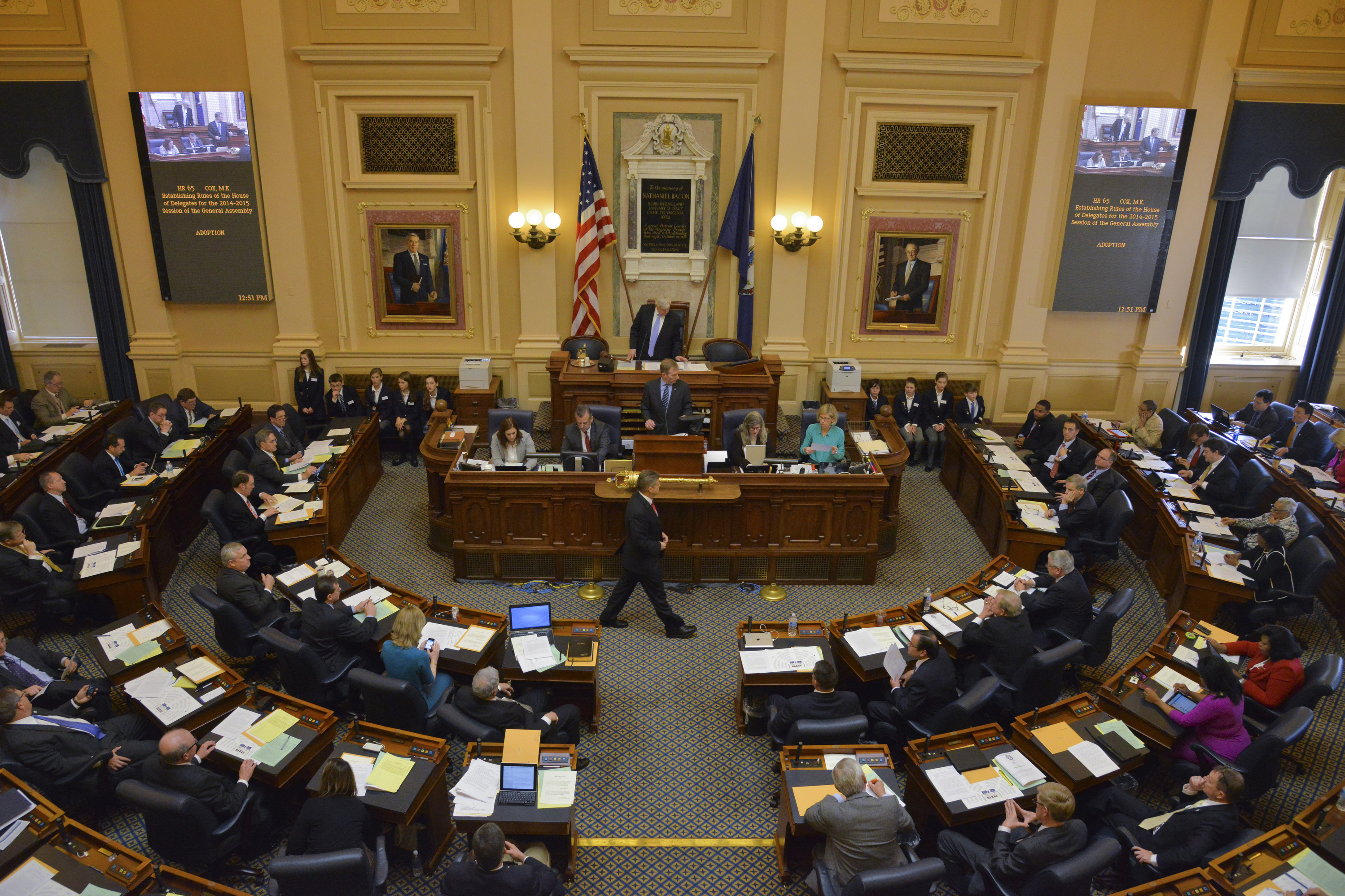 Control of the Virginia House of Delegates may come down to a game of chance per state law