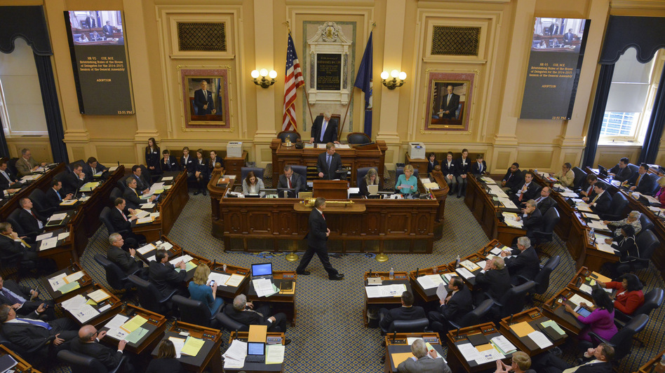 Control of the Virginia House of Delegates may come down to a game of chance, per state law.