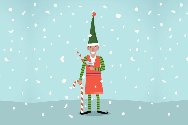 david sedaris ira glass and 25 years of santaland diaries - David Sedaris Christmas