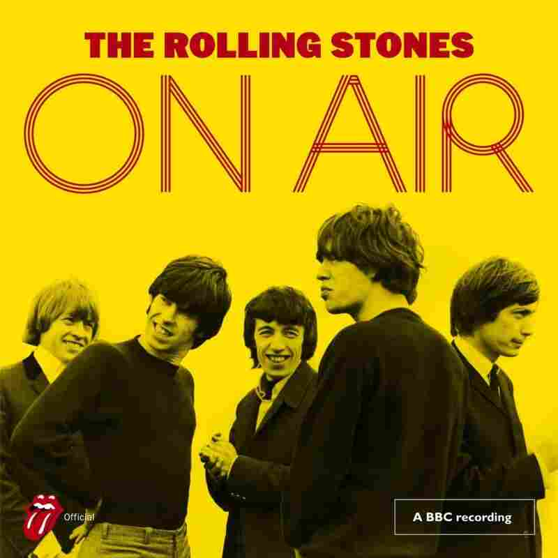 The Rolling Stones, On Air