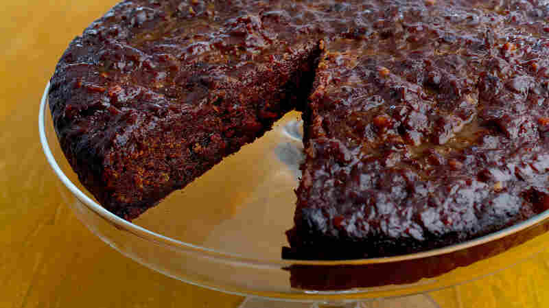For Many Caribbean Immigrants, It Wouldn't Be Christmas Without Black Cake
