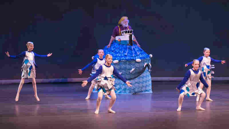 'The Nutcracker' With An Alaskan Twist