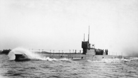 Australian Submarine That Vanished In WWI Located Off Papua New