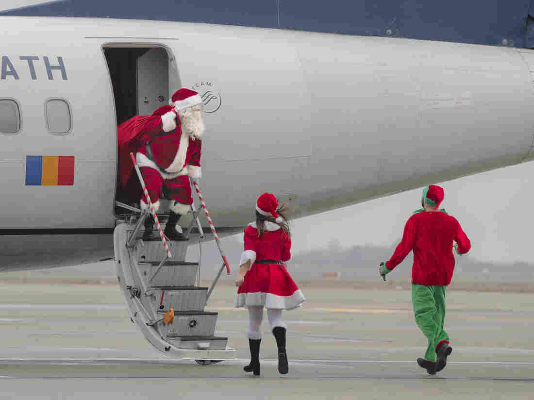 Holiday Travel Hits Record Numbers